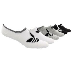 アディダス アディダスオリジナルス ADIDAS ORIGINALS オリジナルス ソックス 靴下 WOMENS レディース 6 PACK ORIGINAL NO SHOW SOCKS 下着 ナイトウエア 下 レッグ インナー 送料無料