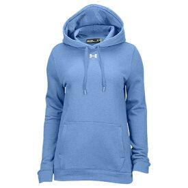 【海外限定】アンダーアーマー チーム フリース フーディー パーカー women's レディース under armour team hustle fleece hoodie womens