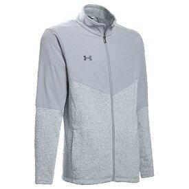 【海外限定】under armour アンダーアーマー team チーム elite エリート fleece フリース fullzip jacket ジャケット men's メンズ