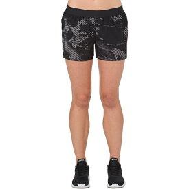 【海外限定】アシックス asics 3.5 ウーブン ショーツ ハーフパンツ women's レディース 35 woven shorts womens レディースウェア マラソン アウトドア【outdoor_d19】