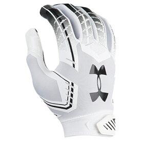 【海外限定】under armour f6 football gloves mens アンダーアーマー フットボール men's メンズ