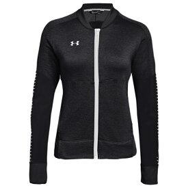 【海外限定】under armour team qualifier hybrid warmup jacket womens アンダーアーマー チーム ハイブリッド ウォームアップ ジャケット women's レディース
