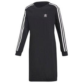 【海外限定】アディダス adidas originals オリジナルス trefoil トレフォイル dress ドレス gs(gradeschool) ジュニア キッズ