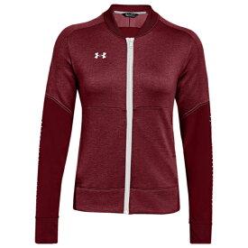【海外限定】under armour team qualifier hybrid warmup jacket womens アンダーアーマー チーム ハイブリッド ウォームアップ ジャケット women\'s