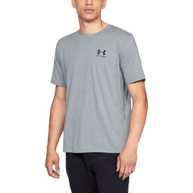 【海外限定】under armour アンダーアーマー sportstyle left chest tシャツ men's メンズ レディースファッション