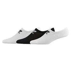 【海外限定】アディダス adidas originals オリジナルス trefoil トレフォイル 3 pack super no show socks ソックス 靴下 men's メンズ