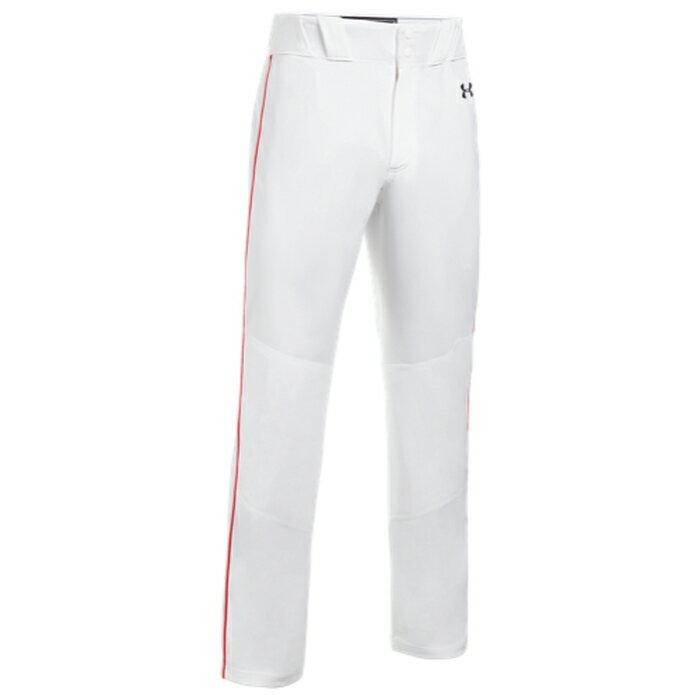 【海外限定】アンダーアーマー チーム アイコン ベースボール メンズ under armour team piped icon baseball pants