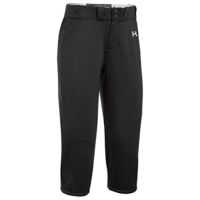 【海外限定】under armour アンダーアーマー team チーム icon アイコン knicker pants レディース 野球