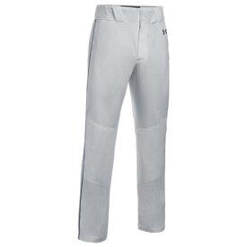 【海外限定】under armour team piped icon baseball pants mens アンダーアーマー チーム アイコン ベースボール men's メンズ【outdoor_d19】