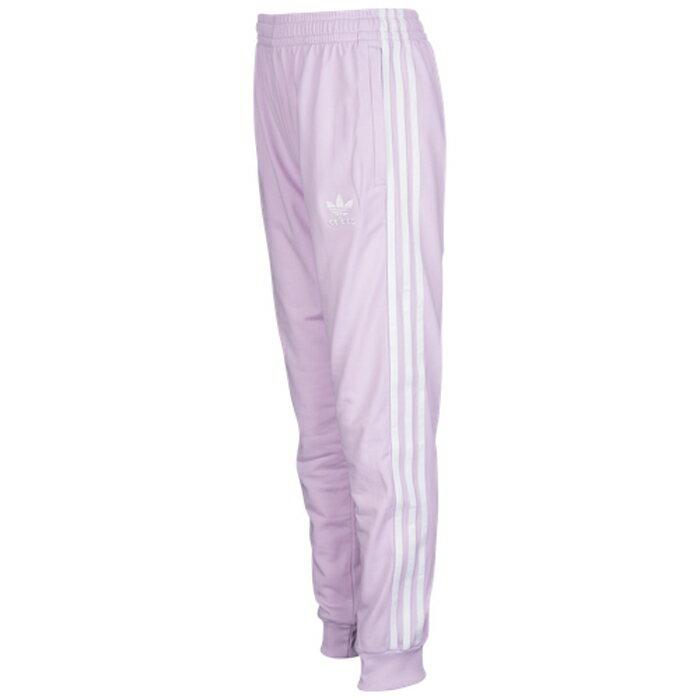 【海外限定】アディダス adidas originals オリジナルス equipment superstar スーパースター track トラック pants gs(gradeschool) ジュニア キッズ レディースファッション