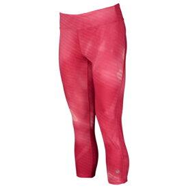 【スーパーセール商品 12/4-12/11】【海外限定】アシックス asics graphic グラフィック 3 4 tights タイツ women's レディース