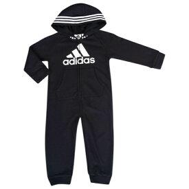 【海外限定】アディダス adidas threestripe coverall boys infant