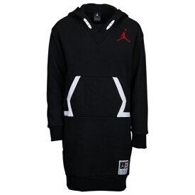 【海外限定】jordan she got game fleece dress gsgradeschool ジョーダン ゲーム フリース ドレス gs(gradeschool) ジュニア キッズ