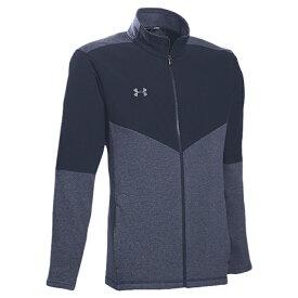【海外限定】アンダーアーマー チーム エリート フリース ジャケット men's メンズ under armour team elite fleece fullzip jacket mens