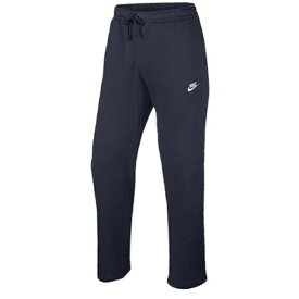 【海外限定】nike ナイキ club クラブ open hem fleece フリース pants men's メンズ