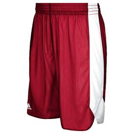 【海外限定】アディダス adidas チーム クレイジー リバーシブル ショーツ ハーフパンツ men's メンズ team crazy explosive reversible shorts mens