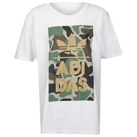【海外限定】アディダス アディダスオリジナルス adidas originals オリジナルス gs(gradeschool) ジュニア キッズ multi hit camo gsgradeschool
