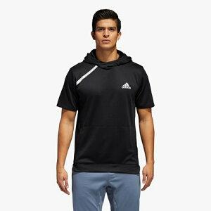 【海外限定】アディダス adidas s 半袖 シャツ フーディー パーカー men's メンズ sport ss t hoodie mens