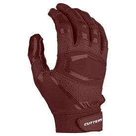 【海外限定】カッターズ cutters プロ 3.0 ソリッド レシーバー men's メンズ rev pro 30 solid receiver gloves mens