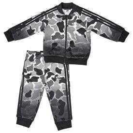 【海外限定】アディダス アディダスオリジナルス adidas originals オリジナルス トラック camo fade track set boys infant ファッション ベビー服
