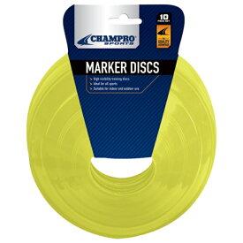 【スーパーセール商品 12/4-12/11】【海外限定】チャンプロ champro 10 pack marker discs