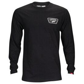 バンズ VANS スリーブ シャツ MENS メンズ FULL PATCH BACK LONG SLEEVE T ファッション トップス Tシャツ カットソー 送料無料