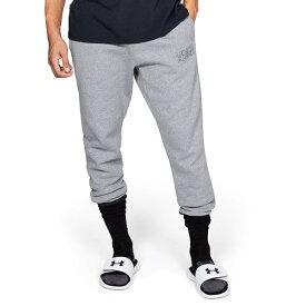 【海外限定】アンダーアーマー バセリン フリース men's メンズ under armour baseline fleece tappered pants mens ウェア バスケットボール