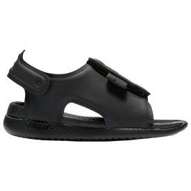 【海外限定】ナイキ ベビー 赤ちゃん 幼児 赤ちゃん用 nike sunray adjust 5 sandal