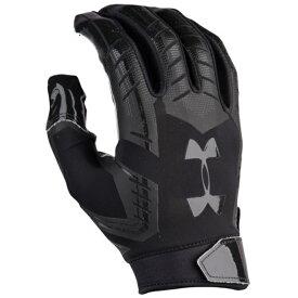 【海外限定】under armour アンダーアーマー f6 football フットボール gloves men's メンズ