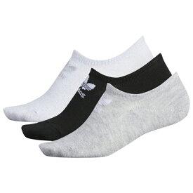 アディダス アディダスオリジナルス ADIDAS ORIGINALS オリジナルス ソックス 靴下 WOMENS レディース SHEEN 3PACK SUPER NO SHOW SOCKS ナイトウエア 下着 下 インナー レッグ 送料無料