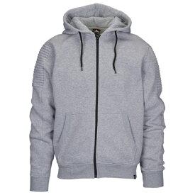 【海外限定】サウスポール フリース フーディー パーカー men's メンズ southpole biker fleece fullzip hoodie mens【outdoor_d19】