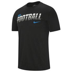 ナイキ NIKE ドライフィット フットボール シャツ MENS メンズ DRIFIT FOOTBALL T アウトドア アメリカンフットボール スポーツ 送料無料