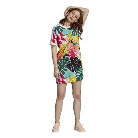 【海外限定】アディダス adidas originals オリジナルス tシャツ dress ドレス women's レディース