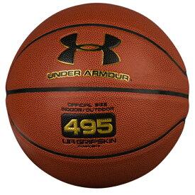【海外限定】アンダーアーマー indoor outdoor men's メンズ under armour 495 indooroutdoor ball mens スポーツ ボール バスケットボール アウトドア