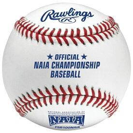 チャンピオン ローリングス CHAMPION RAWLINGS ベースボール MENS メンズ OFFICIAL NAIA CHAMPIONSHIP BASEBALL アウトドア 野球 スポーツ ソフトボール ボール 送料無料