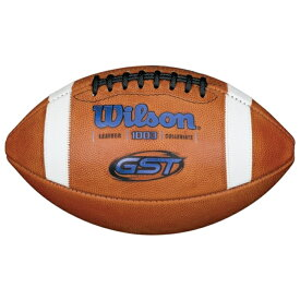 ウィルソン WILSON ゲーム フットボール MENS メンズ GST OFFICIAL GAME FOOTBALL アウトドア スポーツ アメリカンフットボール 送料無料