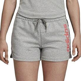 【海外限定】アディダス アディダスアスレチックス adidas athletics ショーツ ハーフパンツ women's レディース essential linear shorts womens