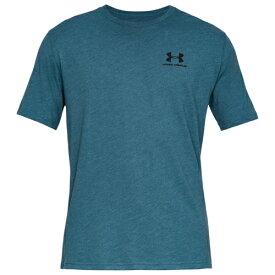 アンダーアーマー UNDER ARMOUR シャツ MENS メンズ SPORTSTYLE LEFT CHEST T トップス ファッション Tシャツ カットソー 送料無料