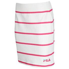 フィラ FILA WOMENS レディース LIRI STRIPED SKIRT レディースファッション 送料無料