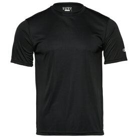 チャンピオン CHAMPION シャツ MENS メンズ DOUBLE DRY FITTED T アウトドア スポーツ トレーニング トップス フィットネス 送料無料