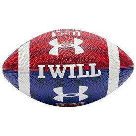 アンダーアーマー UNDER ARMOUR フットボール GS(GRADESCHOOL) ジュニア キッズ 295 MINI FOOTBALL GSGRADESCHOOL アメリカンフットボール アウトドア ボール スポーツ 送料無料