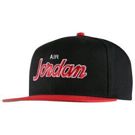 【海外限定】jordan script pro snapback cap ジョーダン スクリプト プロ スナップバック バッグ キャップ 帽子