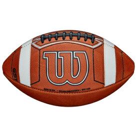 【スーパーセール商品 12/4-12/11】ウィルソン WILSON チーム ゲーム フットボール MENS メンズ TEAM GST PRIME OFFICIAL GAME FOOTBALL スポーツ アウトドア アメリカンフットボール 送料無料