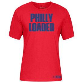 アンダーアーマー UNDER ARMOUR シャツ MENS メンズ HARPER PHILLY LOADED T 野球 スポーツ ソフトボール アウトドア 送料無料