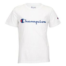 チャンピオン CHAMPION ロゴ シャツ LOGO T GRADE SCHOOL カットソー マタニティ トップス Tシャツ 送料無料