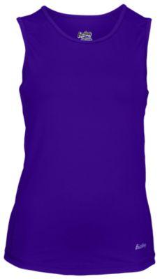 【送料無料】Eastbay Team Team チーム Compression コンプレッション Track トラック Singlet Singlet シングレット - Womens レディース purple 紫・パープル