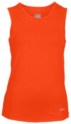 【送料無料】Eastbay Team Team チーム Compression コンプレッション Track トラック Singlet Singlet シングレット - Womens レディース orange 橙・オレンジ