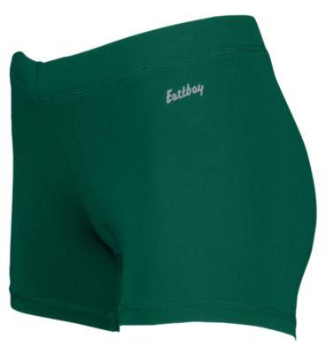 【送料無料】Eastbay Team Team チーム 3 Compression コンプレッション Track トラック Shorts ショーツ ハーフパンツ - Womens レディース フォレスト green 緑・グリーン