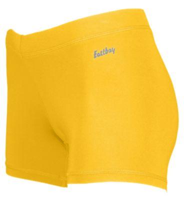 【送料無料】Eastbay Team Team チーム 3 Compression コンプレッション Track トラック Shorts ショーツ ハーフパンツ - Womens レディース Gold