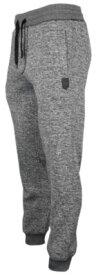 【海外限定】southpole サウスポール marl cuff fleece フリース pants men's メンズ
